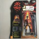 StarWars collection : Star Wars Action Figure Hasbro - Episode I - Naboo Royal Security Guard