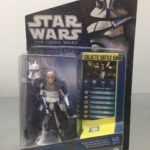 StarWars figurine : Figurine Star Wars The Clone Wars   - Captain Rex CW01  - Neuf Mint Hasbro 2008