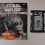 Figurine StarWars : Star Wars The Official Figurine Collection issue 29 - Greedo