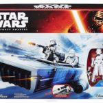 StarWars collection : STAR WARS - Episode VII - First order Snowspeeder With Officer - HASBRO - NEUF