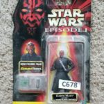 StarWars figurine : Star Wars Épisode 1 Darth Maul Action Figurine Nib