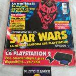 Magazine Consoles + N°93 PS2 Sega Dreamcast - jeu StarWars