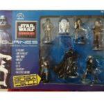 StarWars figurine : STAR WARS classic collector series set : Luke Skywalker Darth Vader Han Solo