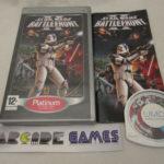 STAR WARS BATTLEFRONT II (2) PSP (complet, - jeu StarWars
