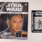 StarWars figurine : Star Wars The Official Figurine Collection issue 25 -  Jango Fett