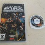 Jeu Psp Sony Star Wars Battlefront Renegade - jeu StarWars