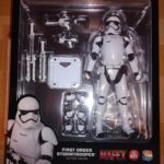 Figurine StarWars : Medicom Mafex 021 Star Wars First Order Stormtrooper  Marvel DC Comics New !