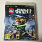 lego star wars III the clone wars PS3  - pas cher StarWars