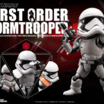 Figurine StarWars : Star Wars VII Force Awakens First Order Stormtrooper Egg Attack Action Figure