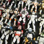 Figurine StarWars : Star Wars Clone Trooper Sélection A - Nombreux Choix De