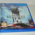 "Star Wars ""Battle Front"" PS4 Cd Clean - pas cher StarWars"