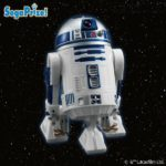 Figurine StarWars : Star Wars R2-D2 Droid PM Premium 1/10 PVC Figure SEGA