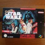 Super Star Wars SNES PAL Complete Box - Occasion StarWars