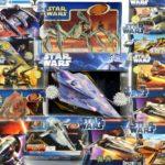 StarWars collection : Star Wars Mixte Bateaux et Véhicules Emballé Sets - Misb - Voir Photos