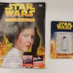 StarWars figurine : Star Wars The Official Figurine Collection issue 16 - Princess Leia