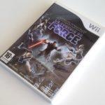 wii STAR WARS LE POUVOIR DE LA FORCE pal fra - jeu StarWars