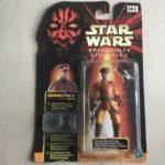 Figurine StarWars : Star Wars Action Figure Hasbro - Episode I - Naboo Royal Security Guard