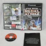 STAR WARS REBEL STRIKE SQUADRON III Nintendo - jeu StarWars