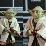 StarWars figurine : Star Wars Le Réveil de la Force Jedi Master Figurine articulée en PVC Yoda 13cm