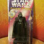 Figurine StarWars : NEW 1997 RoseArt STAR WARS DARTH VADER Figurine Stamper