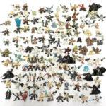 StarWars figurine : Star Wars Galactic Heroes Figure Lot, 125+ Hasbro PVC Figurines