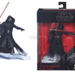 Figurine StarWars : STAR WARS EP. VII Kylo Ren Starkiller Base Exclusive 2015 Black Series Hasbro