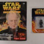 StarWars figurine : Star Wars The Official Figurine Collection issue 19 - Emperor Palpatine