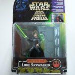 Figurine StarWars : STAR WARS LUKE SKYWALKER FORCE F/X KENNER 1996 FIGURINE FIGURE