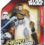 StarWars figurine : Star Wars VII The Force Awakens Hero Mashers Kanan Jarrus Action Figure HASBRO