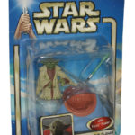 StarWars figurine : Star Wars Attack Of The Clones Yoda Jedi High Council Action Figurine