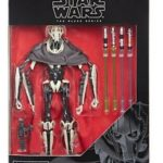 StarWars figurine : HSE2989:Star Wars The Black Séries Général Grievous Action Figurine, en Stock