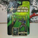 StarWars figurine : Star Wars Sneak Aperçu Attaque des Clones Jango Fett Action Figurine Nib