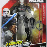 StarWars collection : Star Wars Hero Mashers The Inquisitor Action Figure HASBRO