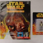StarWars collection : Star Wars The Official Figurine Collection issue 14  - Admiral Ackbar