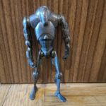 StarWars collection : Star wars Legacy Collection TARGET GEONOSIS Arena Showdown SUPER BATTLE DROID