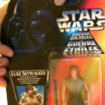 Figurine StarWars : Figurine STAR WARS : LUKE SKYWALKER : DAGOBAH OUTFIT : KENNER 69588.164