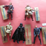 Figurine StarWars : STAR WARS LOT DE FIGURINES - LOT N°04