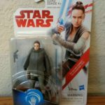 StarWars collection : STAR WARS THE LAST JEDI REY ISLAND JOURNEY blister NEUF JAMAIS OUVERT Force Link