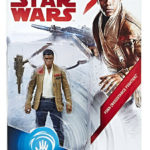 Figurine StarWars : Star Wars The Last Jedi Force Link Finn (Resistance Fighter) 3.75' Action Figure