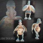 """StarWars figurine : Star Wars Watto de WATTO'S Boîte Cinéma Scène Épisode 1 3.75 """" Figurine"""