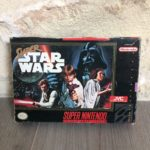 Super Star Wars Super NES Nintendo SNES US en - Bonne affaire StarWars