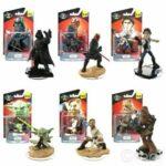 StarWars figurine : Neuf Star Wars Disney Infini 3.0 Figurines Darth Vader Han en Solo Yoda Officiel