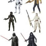 StarWars figurine : FIGURINE STAR WARS 7 VII THE FORCE AWAKENS 30 CM ULTIMATE CINÉMA DISNEY #1