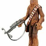 StarWars collection : Star Wars Série Noire de Base Figurine Chewbacca en Cérémonie Total A Longueur