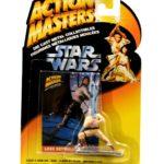 Figurine StarWars : Star Wars Action Masters Die Cast Metal Collectibles - Luke Skywalker Figurine
