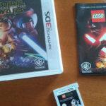STAR WARS 3DS Le réveil de la force complet ! - jeu StarWars