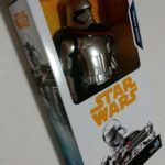 StarWars figurine : Star Wars Captain Phasma Large Figurine Collectible Disney Hasbro, New, Ages 4+