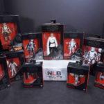 Figurine StarWars : Star Wars The Black Series Figurine Collection Scarif Stromtrooper, Captain Phas
