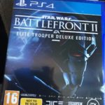 STAR WARS : BATTLEFRONT II ELITE TROOPER - - jeu StarWars