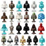 Figurine StarWars : Figurines MicroPoPz Leclerc Star Wars - une figurine au choix
